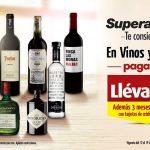 3x2 en vinos y licores del 12 al 19 de junio en superama