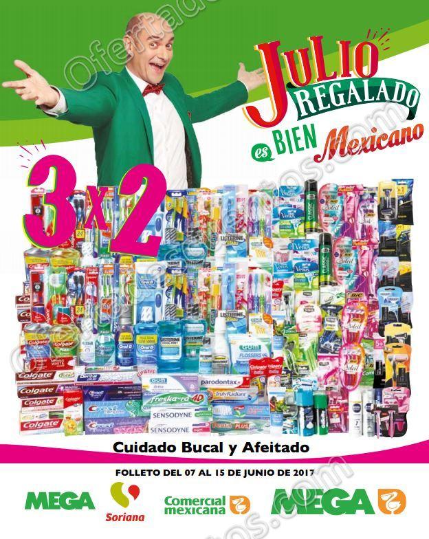 Folleto de Promociones Julio Regalado del 7 al 15 de Junio 2017