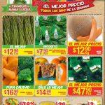 Frutas y verduras bodega aurrera al 22 de junio OFFDE