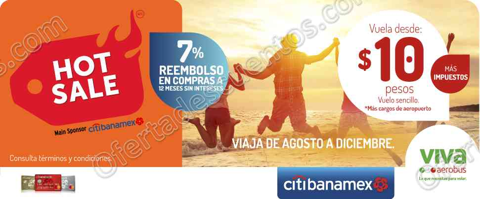 Promociones Hot Sale VivaAerobus 2017