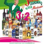 Julio Regalado 2017 3x2 en Vinos y licores OFFDE