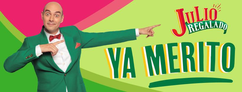 Julio Regalado 2017 en Comercial Mexicana, Mega y Soriana