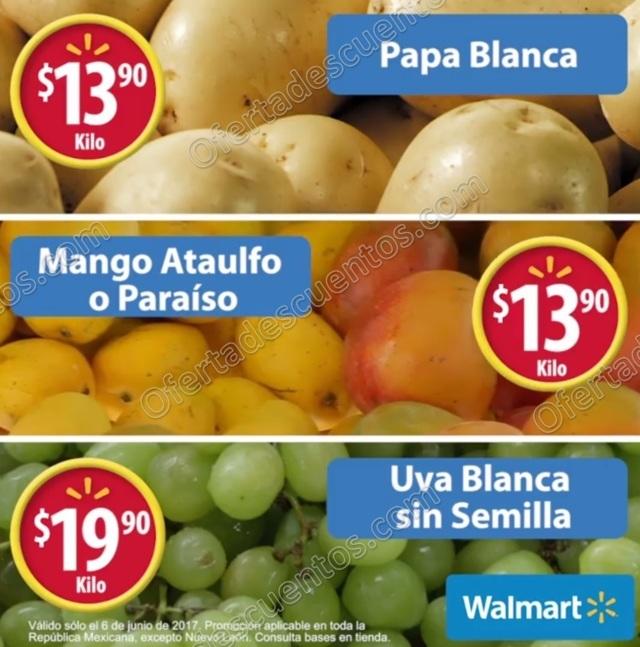 Martes de Frescura Walmart 6 de Junio de 2017
