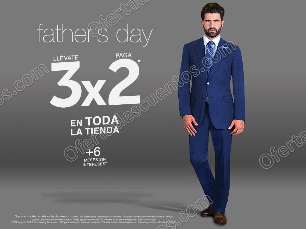 Bruno Corza: Promoción Día del Padre 3×2 en toda la tienda