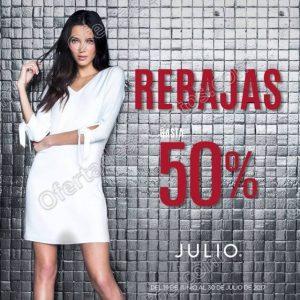 Julio: Rebajas de Verano hasta 50% de descuento al 30 de Junio 2017