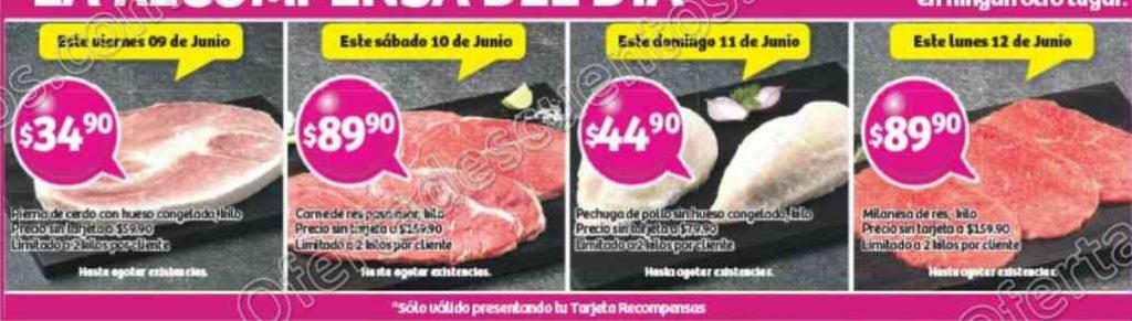 Soriana: Promociones Recompensa del Día del 9 al 12 de Junio 2017