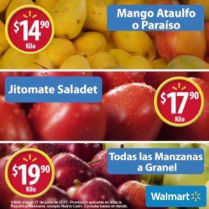 Martes de Frescura Walmart 27 de Junio de 2017