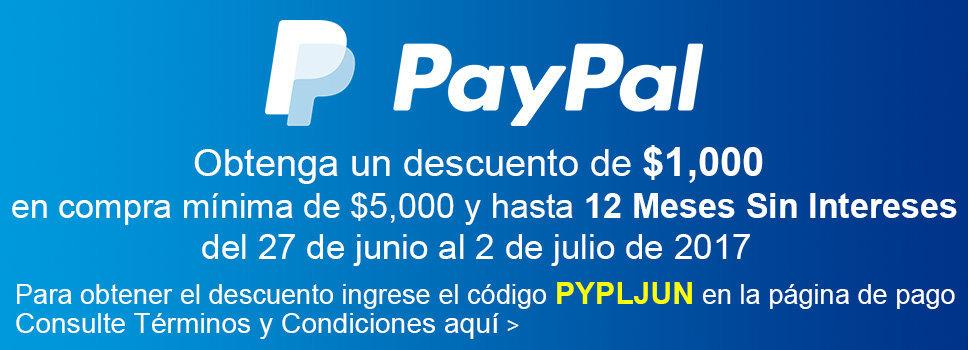 Costco: $1000 de Descuento al Pagar con PayPal