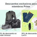 Descuetnos exclusivos para miembros prime amazon OFFDE