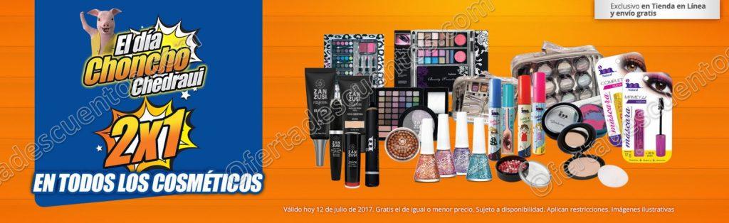 Chedraui: Promociones Día Choncho 12 de Julio 2017