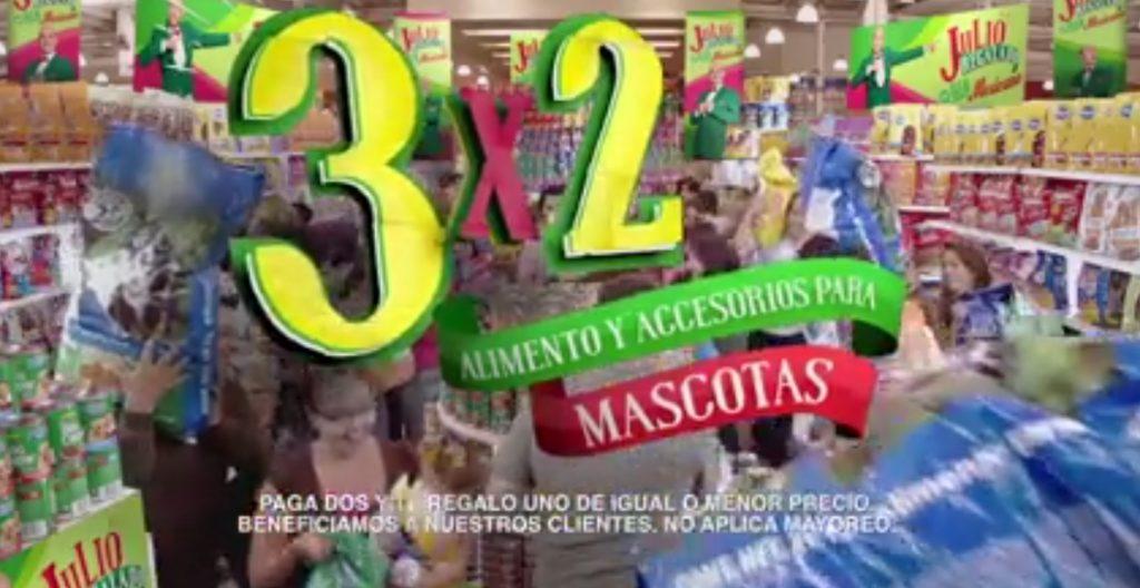 Julio Regalado 2017: 3×2 en Todos los Alimentos y Accesorios para Mascotas del 17 al 23 de Julio 2017