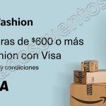 Amazon 200 de descuento pagando con visa OFFDE