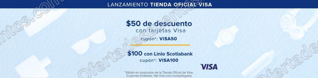 Tienda Oficial Visa en Linio Cupones de descuento 2017