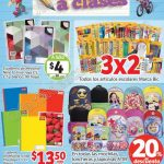 Folleto ofertas soriana mercado papeleria OFFDE