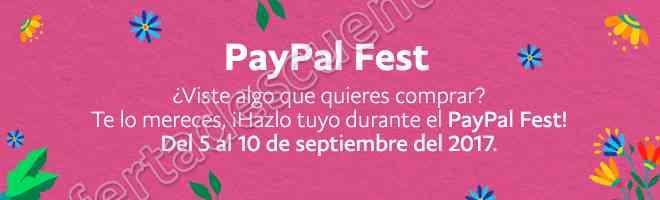 PayPal Fest 2017 del 5 al 10 de Septiembre