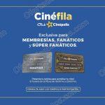 Promocion cinepolis cinefila OFFDE