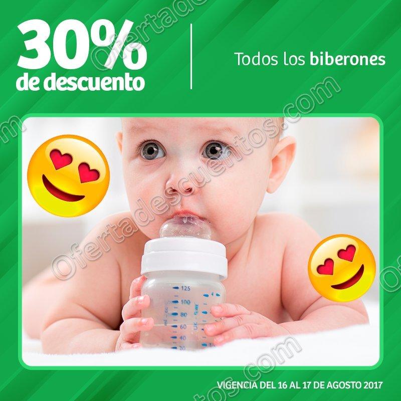 Soriana: 30% de descuento en Biberones y calcetería para Bebés 16 y 17 de Agosto