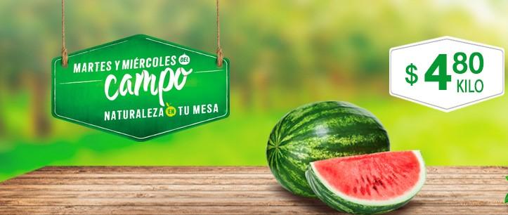Comercial Mexicana: Frutas y Verduras del Campo 19 y 20 de Septiembre
