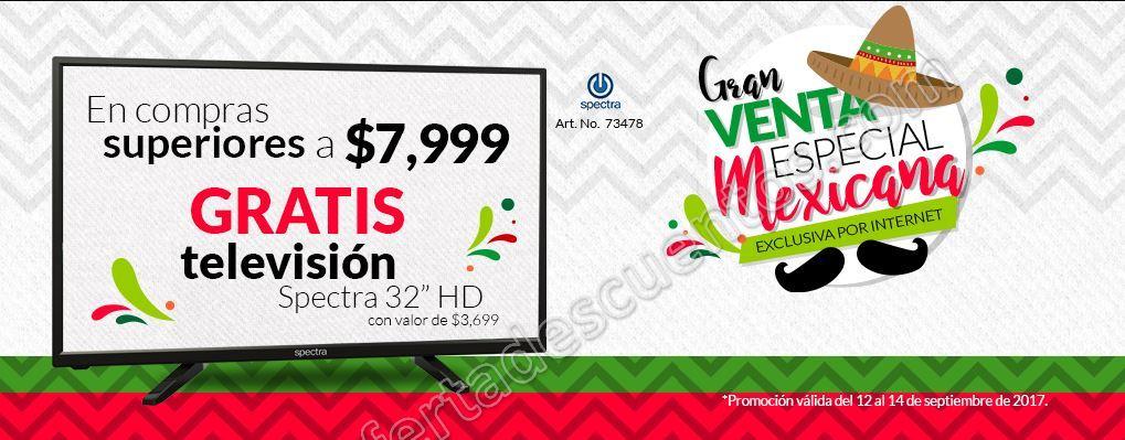 Office Depot: Gran Venta Especial Mexicana del 12 al 14 de Septiembre 2017