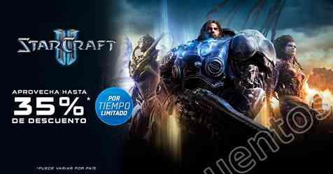 Blizzard: StarCraft 2 desde $199