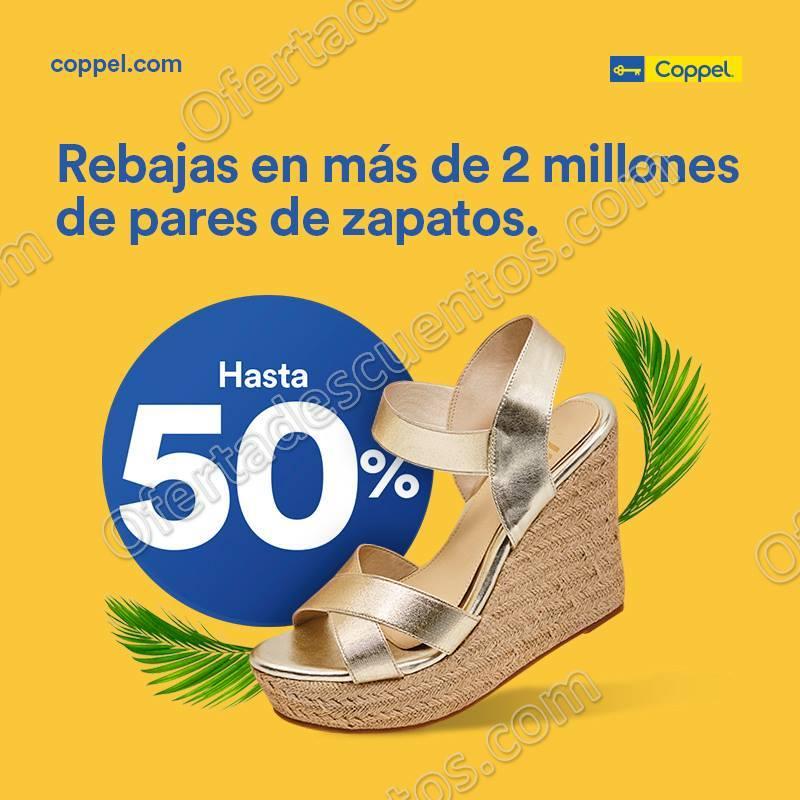 Coppel: Gran Liquidación de Calzado con hasta 50% de descuento