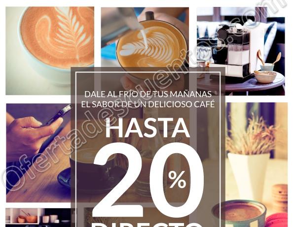 The Home Store: Hasta 20% de descuento en todas las Cafeteras más meses sin intereses