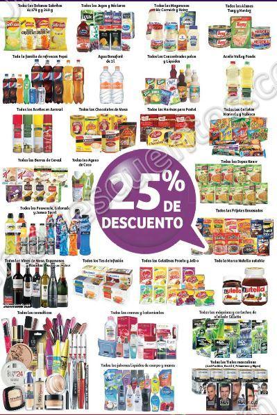 Promociones de Fin de Semana Soriana del 20 al 23 de Octubre 2017