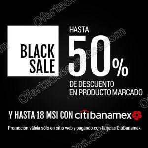 Black Sale Dportenis: Hasta 50% de descuento en producto marcado