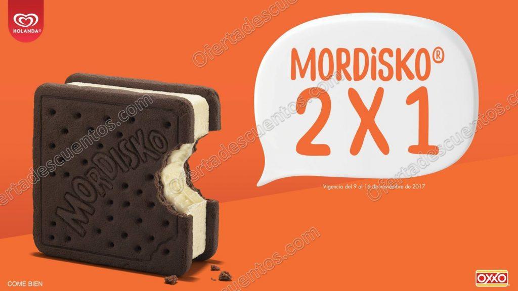 Cupón OXXO: Mordisko al 2×1 hasta el 16 de Noviembre