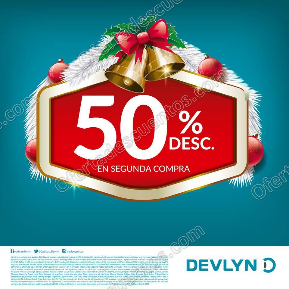 Devlyn: 50% de descuento en segunda compra