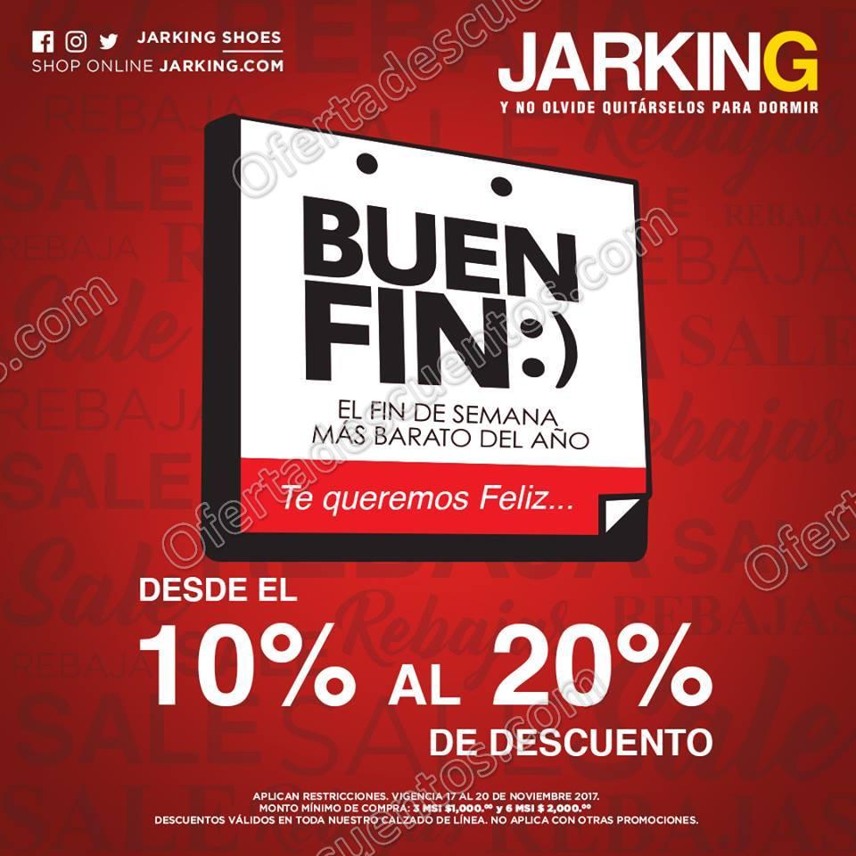 El Buen Fin 2017 Jarking: Hasta 20% de descuento en toda la Tienda