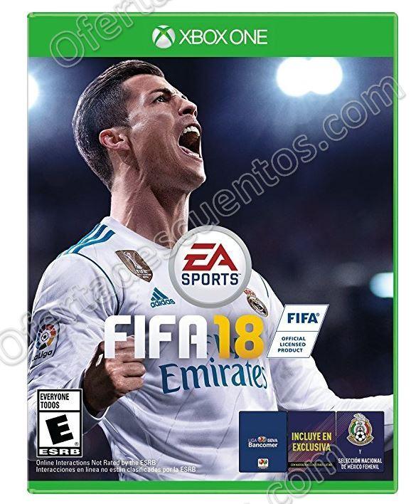 AMAZON PRECIO FIFA 18