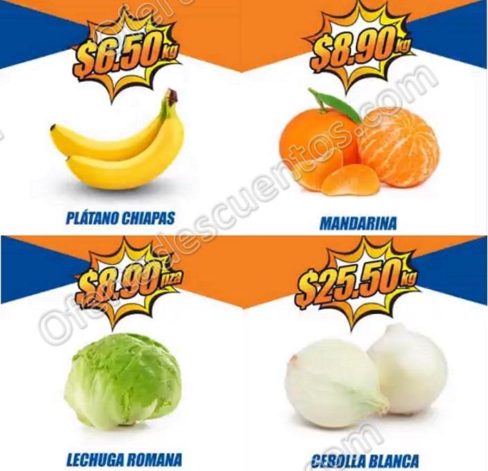 Frutas y Verduras Chedraui 21 y 22 de Noviembre 2017