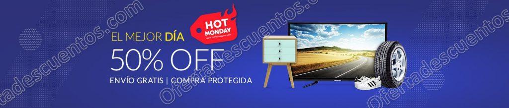 Hot Monday 2017 Mercado Libre: Hasta 50% de descuento más Envío Gratis