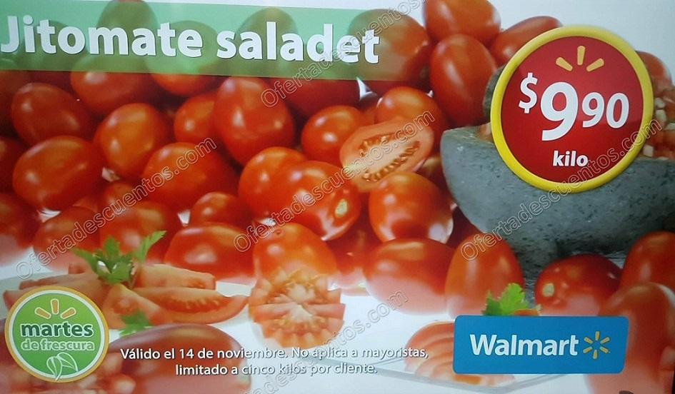 Martes de Frescura Walmart 14 de Noviembre 2017