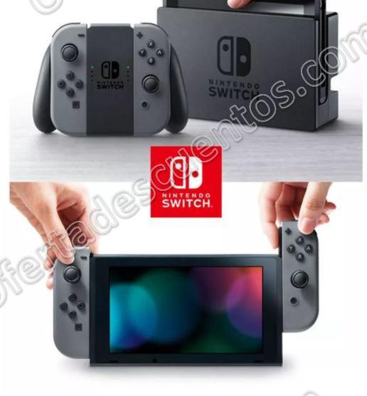 Ofertas el Buen Fin 2017 HEB: Nintendo Switch Gris o Neon $6,999 y Fifa 18 a $799