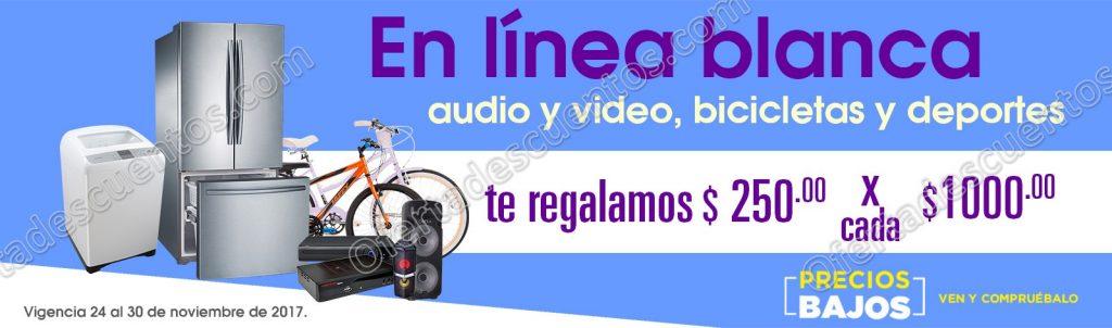 Comercial Mexicana: Promociones de Fin de Semana del 24 al 27 de Noviembre