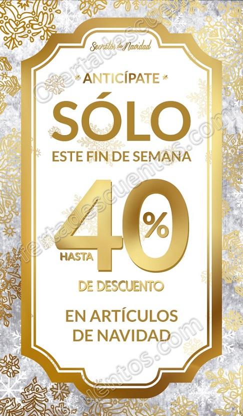 The Home Store: Hasta 40% de descuento en Artículos de Navidad al 12 ...