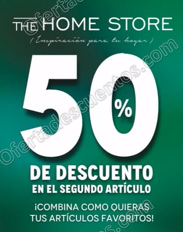 The Home Store: Días Mágicos 50% de descuento del 24 al 26 de Noviembre