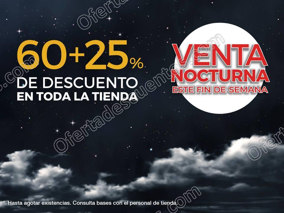 Venta Nocturna Vittorio Forti: 60% de descuento más 20% adicional del 30 de Noviembre la 3 de Diciembre
