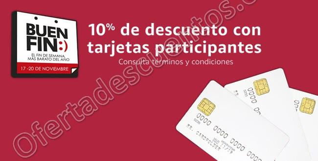 El Buen Fin 2017 Amazon: 10% de Descuento con Tarjetas de Crédito y Débito Bancomer