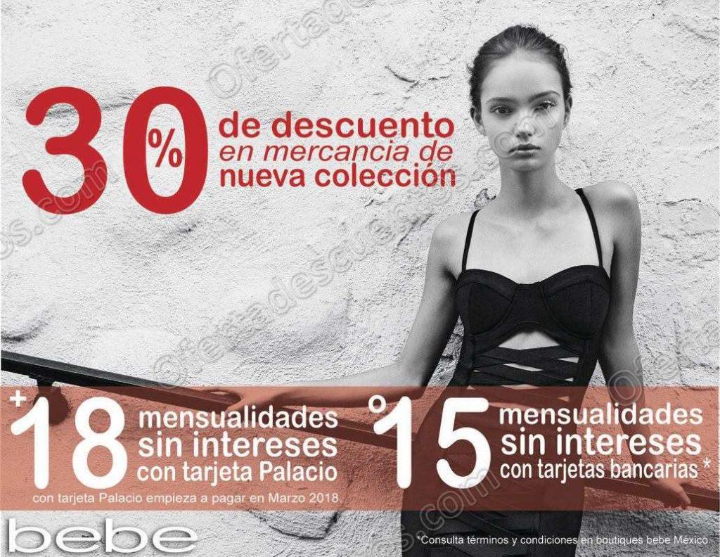 Buen Fin 2017 Bebe: 30% de Descuento en Nueva Colección