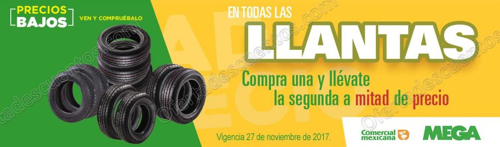 Comercial Mexicana: Promociones de Fin de Semana del 24 al 27 de Noviembre 2017