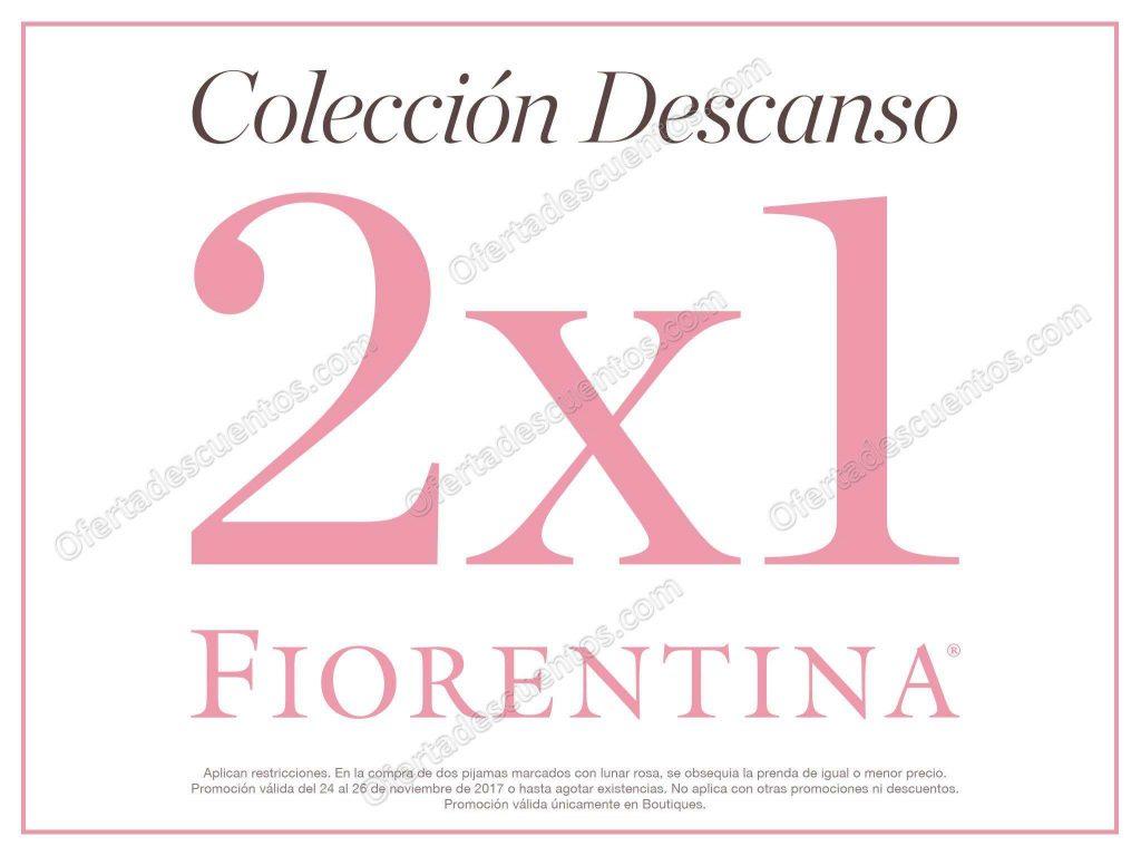 Fiorentina: 2×1 en Colección Descanso