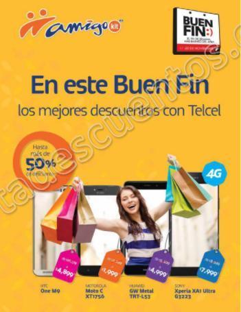 El Buen Fin 2017 Telcel: Equipos Con Hasta 50% de Descuento