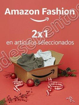 Amazon: 2×1 en artículos seleccionadas de Amazon Fashion del 11 al 15 de Diciembre