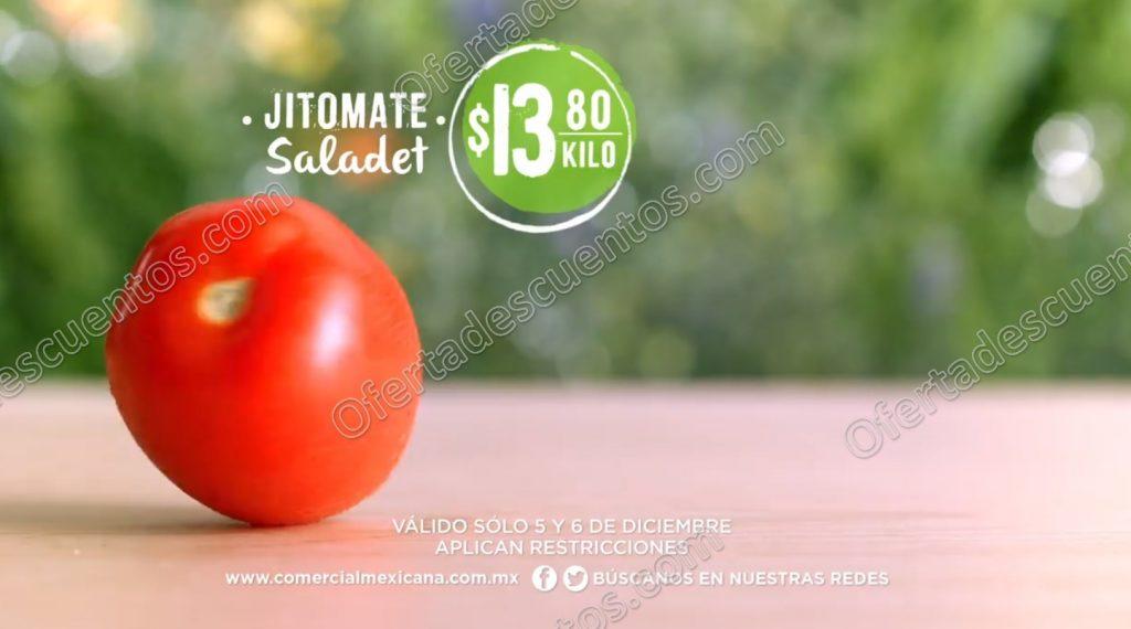 Comercial Mexicana: Frutas y Verduras del Campo 5 y 6 de Diciembre de 2017