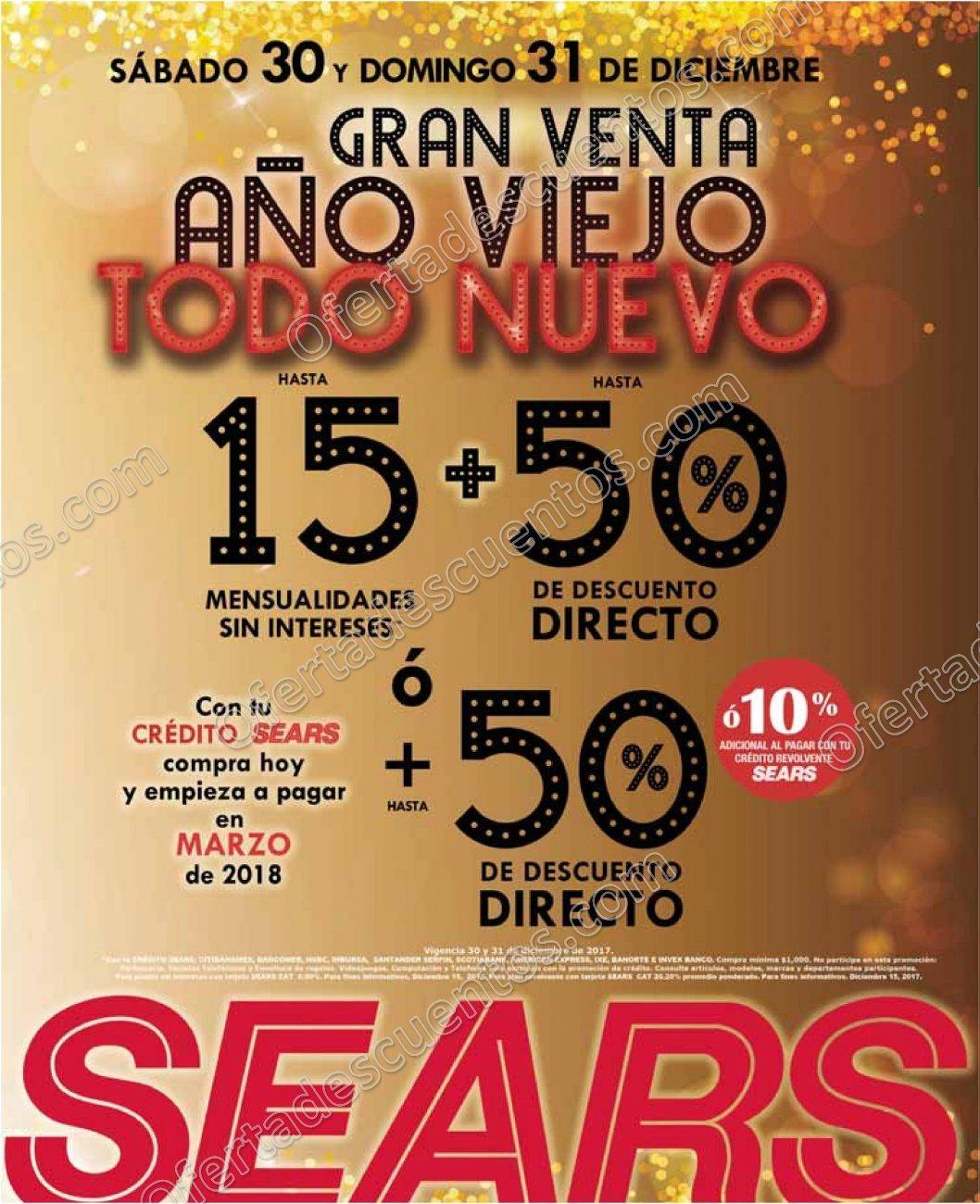 Ofertas Promociones Y Descuentos En Ventas Nocturnas 2017  # Muebles Sears Monterrey