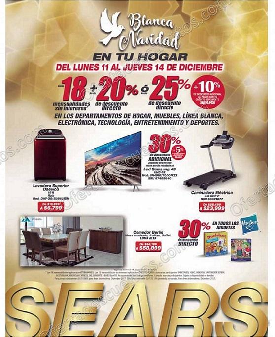 Sears: Hasta 25% de descuento en Hogar, Muebles, Línea Blanca y más ...