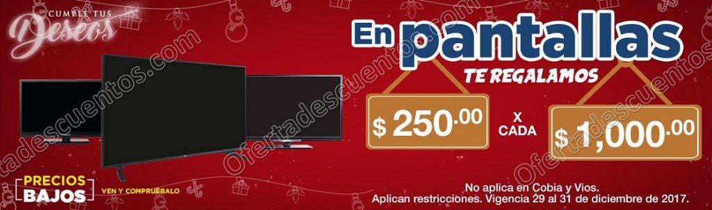 Comercial Mexicana: Promociones de Fin de Semana del 29 al 31 de Diciembre 2017